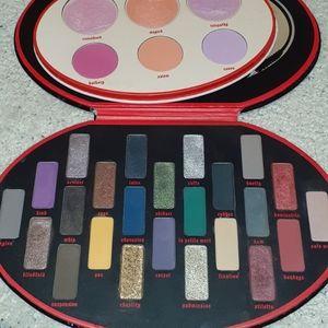 Kat Von D Makeup - Kat Von D Fetish Face/Eye palette